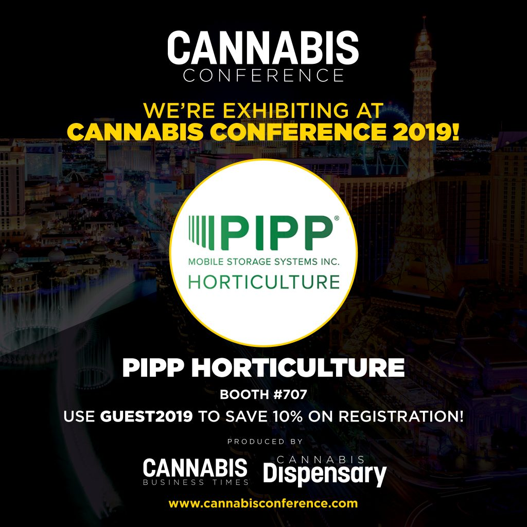 Cannabis Conference | April 1-3 - Pipp Horticulture